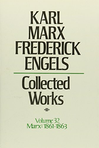 9780717805327: Collected Works of Karl Marx and Friedrich Engels, Vol. 32: Concludes Theories of Surplus Value