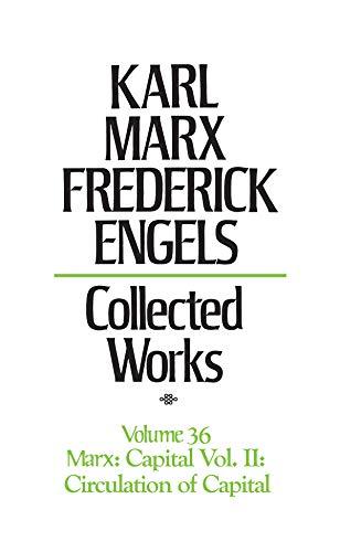 Collected Works: Karl Marx : Capital, Vol.: Marx, Karl; Engels,