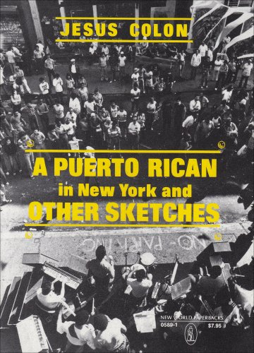 9780717805891: Puerto Rican in New York and Other Sketches (New World Paperbacks)