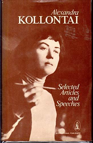 9780717806096: Alexandra Kollontai: Selected Articles and Speeches