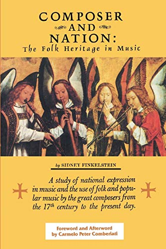 9780717806713: Composer and Nation: The Folk Heritage in Music