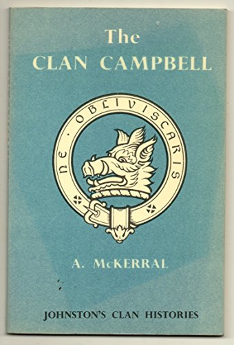 9780717942633: Clan Campbell (Clan History)