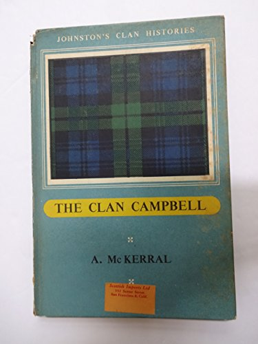 9780717945207: Clan Campbell