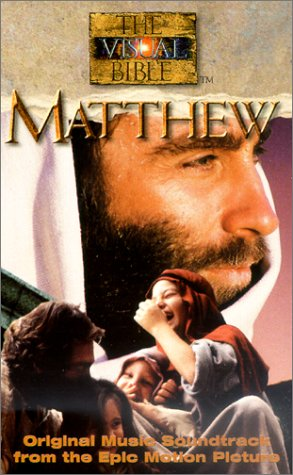 9780718000141: The Visual Bible, The Book Of Matthew - Soundtrack Warm And Moving Music From Visual Bible's Matthew
