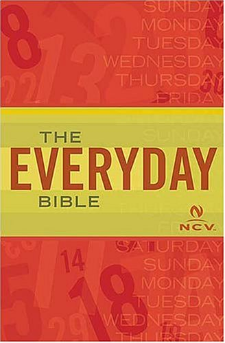 The Everyday Bible New Century Version: Thomas Nelson