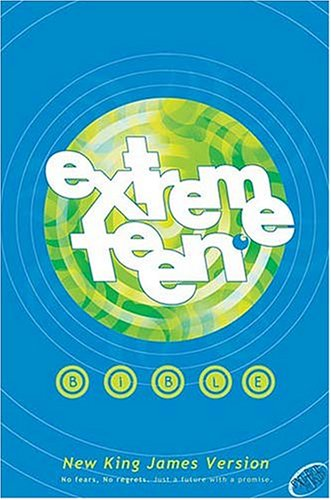 9780718001636: Extreme Teen Bible New King James Version