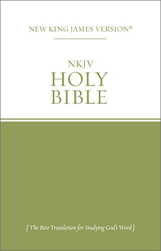 9780718001797: The Holy Bible, NKJV