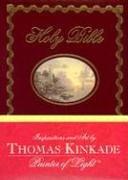 Lighting the Way Home Family Bible-NKJV: Thomas Kinkade