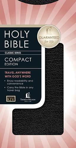 9780718003289: Classic Companion Bible-KJV-Snap Flap