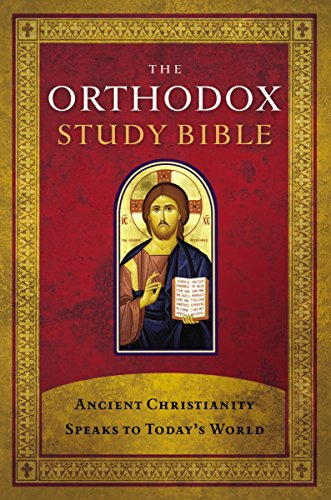 9780718003593: Orthodox Study Bible-OE-With Some NKJV: Ancient Christianity Speaks to Today's World