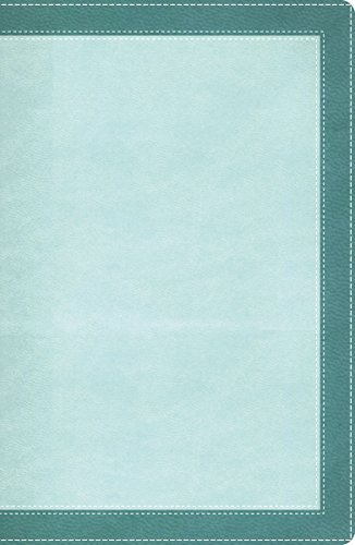 9780718003883: NIV, The Woman's Study Bible, Imitation Leather, Turquoise, Indexed (Sign)
