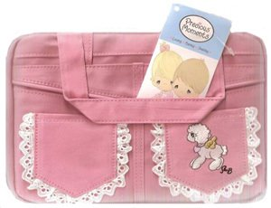 9780718006242: Precious Moments Pink Bible Cover