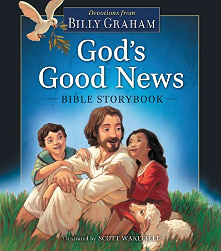 God's Good News Bible Storybook: Graham, Billy
