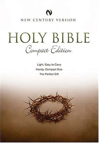 9780718006426: Holy Bible: New Century Version, Black Bonded Leather, Gilded-Silver