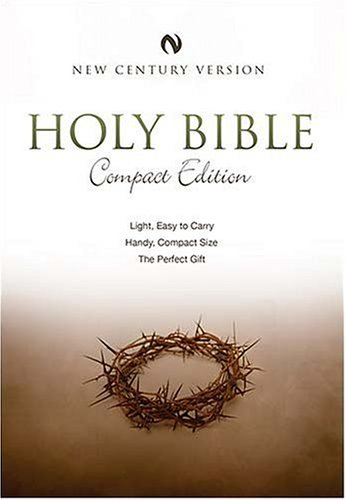 9780718006440: Holy Bible: New Century Version, Blue Bonded Leather, Gilded-Silver