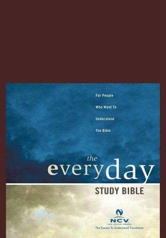 The Everyday Study Bible: Thomas Nelson