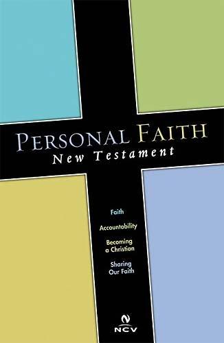 9780718006556: Personal Faith New Testament: New Century Version