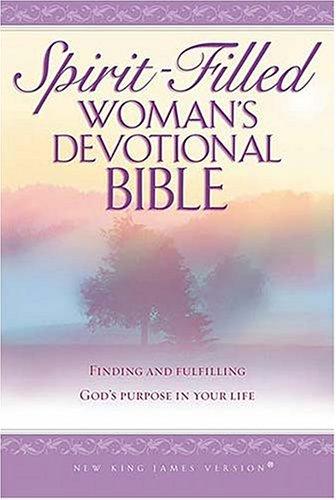 9780718006587: Spirit-Filled Woman's Devotional Bible-NKJV