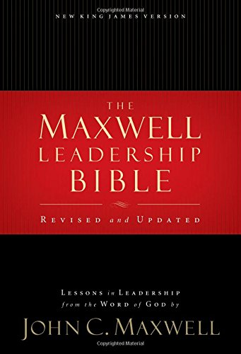 9780718006600: NKJV The Maxwell Leadership Bible: Lessons in Leadership from the Word of God