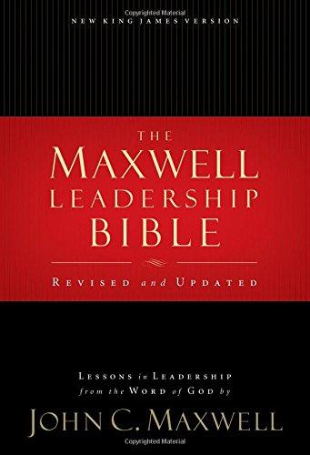 9780718006600: The Maxwell Leadership Bible