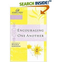 9780718007614: Two Book Set (Living Above Worry and Stress) and (Encouraging One Another). (Women Of Faith Study Guide Series)