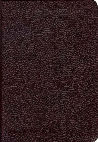 9780718008307: The Holy Bible: New King James Version, Brown, Royal LeatherSoft, Gilded-Gold Page Edges