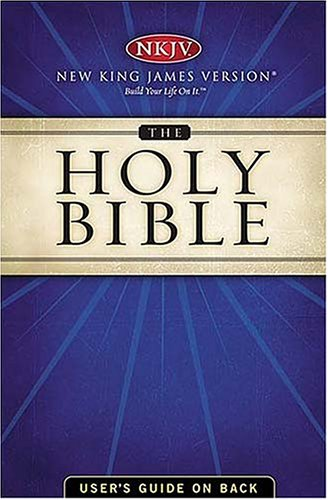 9780718008581: The Holy Bible: New King James Version