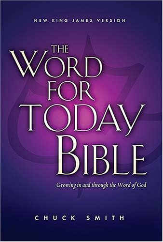 9780718009021: The Word for Today Bible: New King James Version