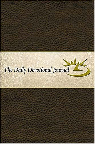 9780718009366: The Daily Devotional Journal
