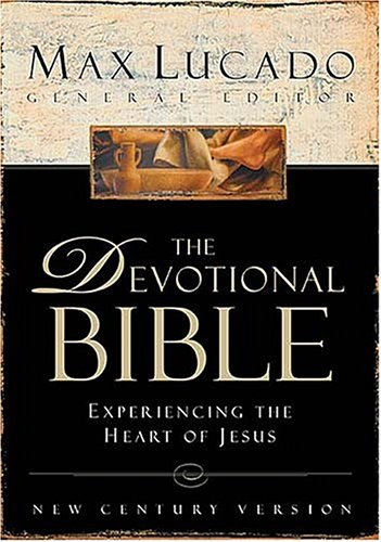9780718009618: The Devotional Bible: Experiencing the Heart of Jesus: New Century Version