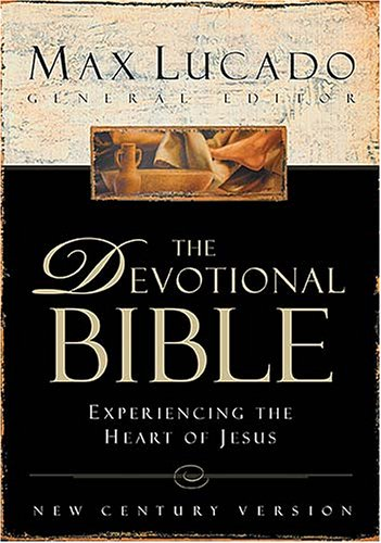 NCV The Devotional Bible: Experiencing The Heart of Jesus