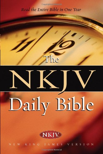 9780718010843: The Nkjv Daily Bible: Read the Entire Bible in One Year