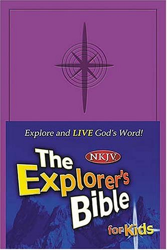 9780718010904: Explorer's Bible for Kids-NKJV