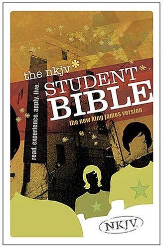 9780718010911: The NKJV Student Bible: New King James Version, Bonded Alligator Leather