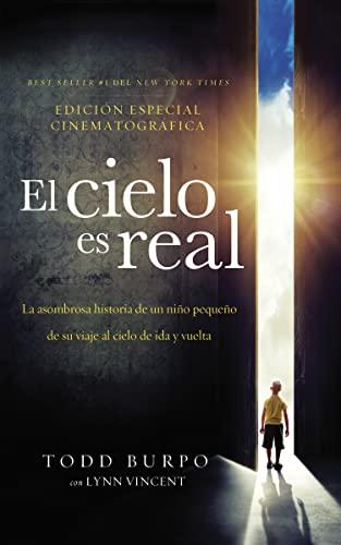 9780718011369: El Cielo Es Real -Edición Cinematográfica