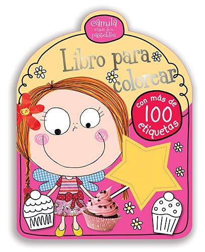 9780718011383: Camila, libro para colorear (Spanish Edition)