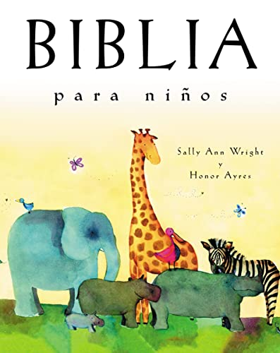 9780718011390: Biblia para niños / Bible for Children
