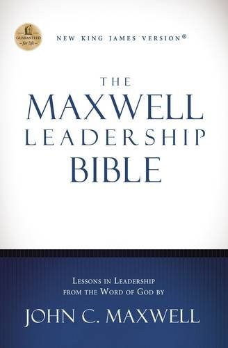 9780718011512: Maxwell Leadership Bible-NKJV