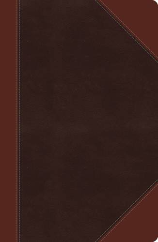 9780718011642: NKJV, Reference Bible, Giant Print, Imitation Leather, Brown, Indexed, Red Letter Edition (Classic)
