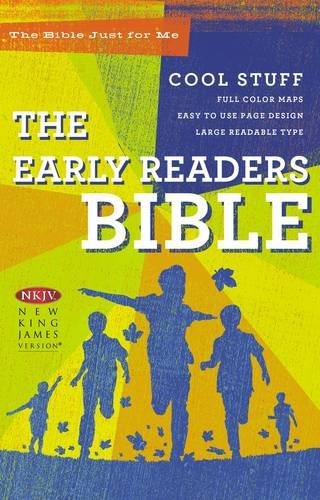 9780718011949: NKJV Early Readers Bible: New King James Version