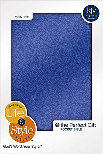 9780718012663: Nelson's Life and Style Pocket Bible: Varsity Royal