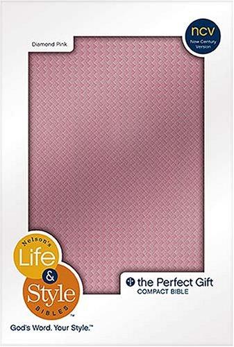 9780718012953: Nelson's Life & Style Compact Bible - Diamond Pink