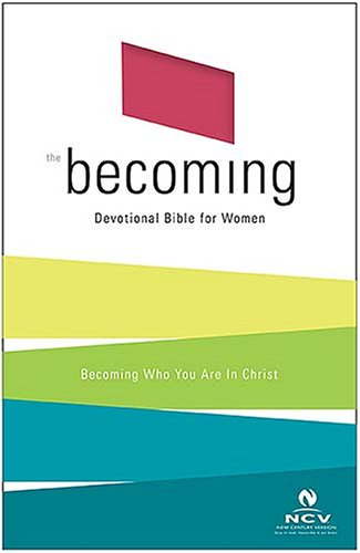 9780718013042: Becoming Devotional Bible-NCV