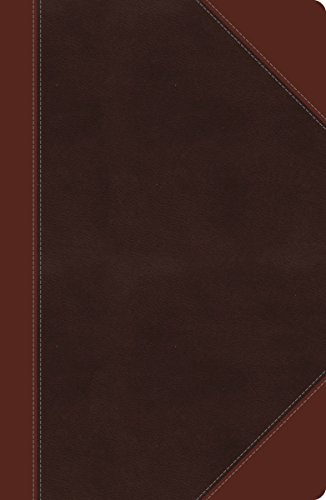 9780718013578: NKJV, Ultraslim Reference Bible, Large Print, Imitation Leather, Brown, Red Letter Edition (Classic)