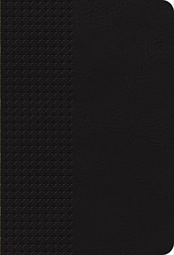 9780718013974: NKJV, End-of-Verse Reference Bible, Giant Print, Personal Size, Imitation Leather, Black, Red Letter Edition