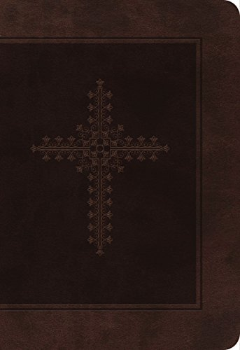 9780718014001: KJV, End-of-Verse Reference Bible, Personal Size, Giant Print, Imitation Leather, Brown, Red Letter Edition (Classic)