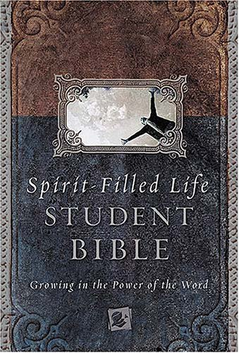 9780718015152: Spirit Filled Life Student Bible: Growing In The Power Of The Word, New King James Version, Bonded Leather