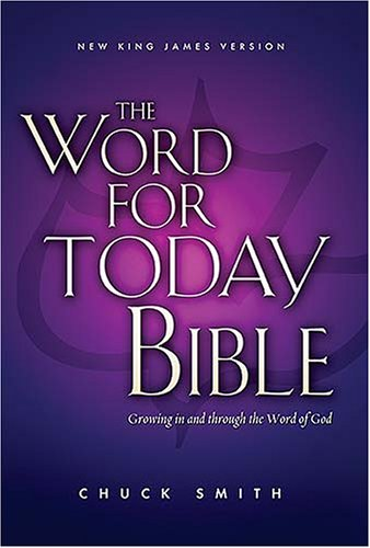 9780718015220: The Word for Today Bible