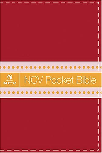 9780718015299: The Holy Bible: New Century Version, Red, LeatherSoft