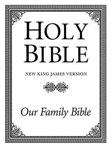 9780718015336: Family Bible-NKJV